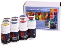 Wool dye collection for protein fibres