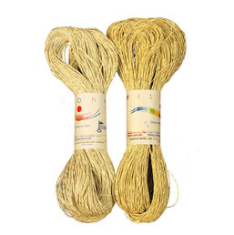 Paper cord, gold or silver, 200 g