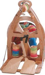 Joy Spinnig Wheel with 2 pedals and bag