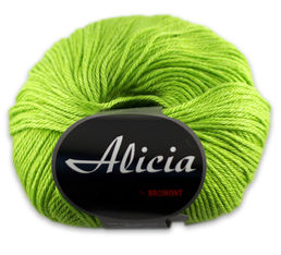 Alicia 11002 light green, 50 g (242 e/kg)
