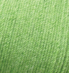 Alize Baby Wool, green (255)