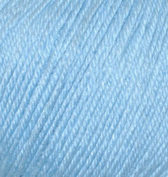 Alize Baby Wool, light blue (350)