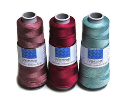 Venne Cotton 50 g, mercerized cotton yarn