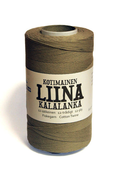 Finnish Seine Twine Linen 500 G Toika Online Shop